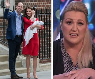 Meshel Laurie's angry that Kate Middleton stepped out 7 hours after giving birth