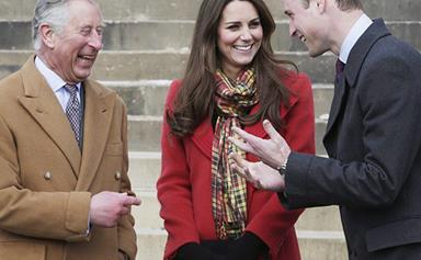 Prince Charles is the ultimate proud grandfather as he reacts to the Royal Baby