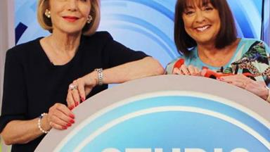 Shock new claims that Studio 10's Ita Buttrose and Denise Drysdale hated each other