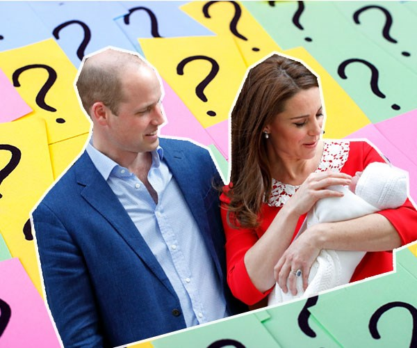 The reason why the Royal Baby name reveal has been delayed