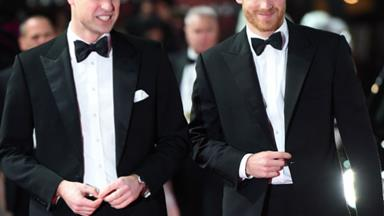 It's official: Prince Harry has asked Prince William to be his best man