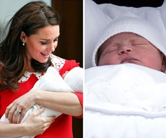 Kensington Palace drop major hint the Royal Baby will be called this