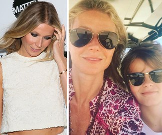 Gwyneth Paltrow reveals battle with post-natal depression after 'euphoric' first pregnancy