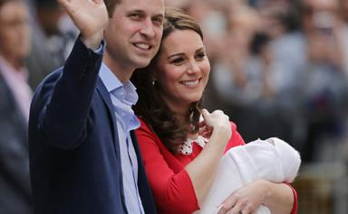 What's in a name? The special meaning behind the Royal Baby's title, Prince Louis
