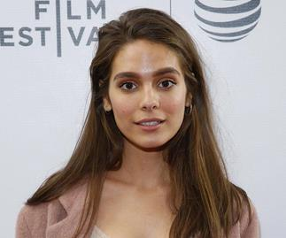 Former Neighbours star Caitlin Stasey may have gone too far with her latest risqué Instagram photo