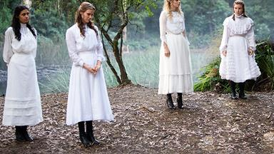 """Your identity can be a confusing landscape!"" Picnic at Hanging Rock's Natalie Dormer on her teen years"