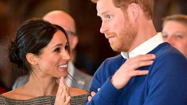 Meghan Markle is weaning Prince Harry off meat as part of a strict royal wedding diet