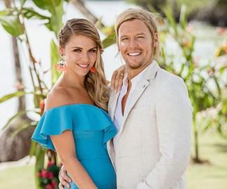 Bachelor In Paradise's Tara Pavlovic and Sam Cochrane