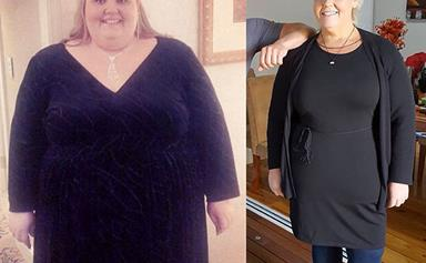 """How this woman lost 112 kilograms: """"At my heaviest, I thought I was going to die"""""""