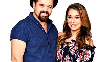 My Kitchen Rules' Alex and Emily reveal their wedding plans