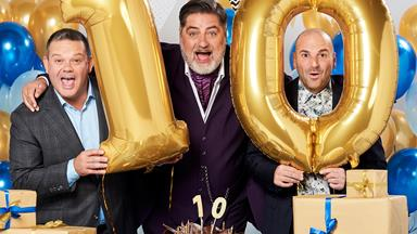 "MasterChef's Matt Preston, Gary Mehigan and George Calombaris on working together for ten years: ""You can't fake it!"""