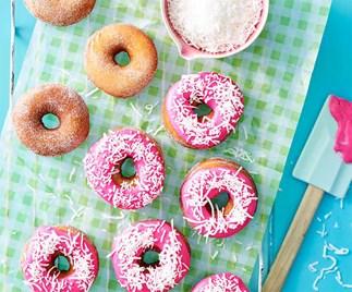How to make The Australian Women's Weekly Barbie finger bun doughnuts