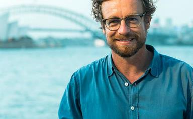 "Simon Baker talks returning to Australia for his new film Breath: ""You have to be a bit crazy!"""