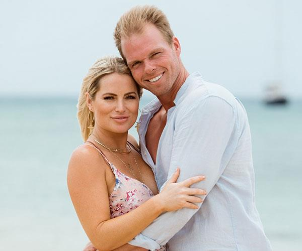 Keira and Jarrod had hoped to create a family together...