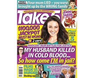 Take 5 Issue 19 Coupon