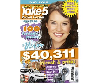 Pocket Puzzler Issue 165 Coupon