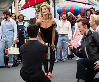Delta Goodrem as Olivia Newton-John