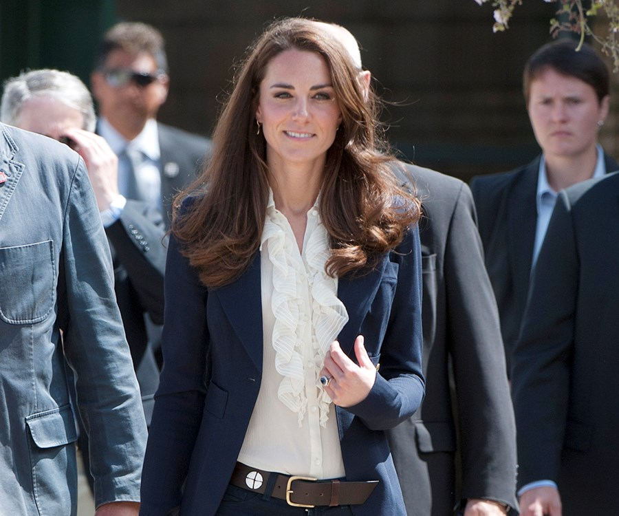 Pisces, revamp your work wardrobe a la the Duchess of Cambridge.