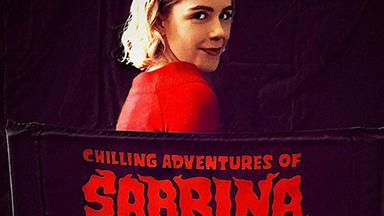 The first look at Netflix's Sabrina The Teenage Witch reboot cast is here!