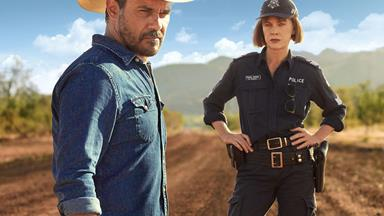 ABC drama series 'Mystery Road' has finally been given an air date