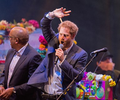 Inside Prince Harry's $1.34million bucks party in the Swiss alps