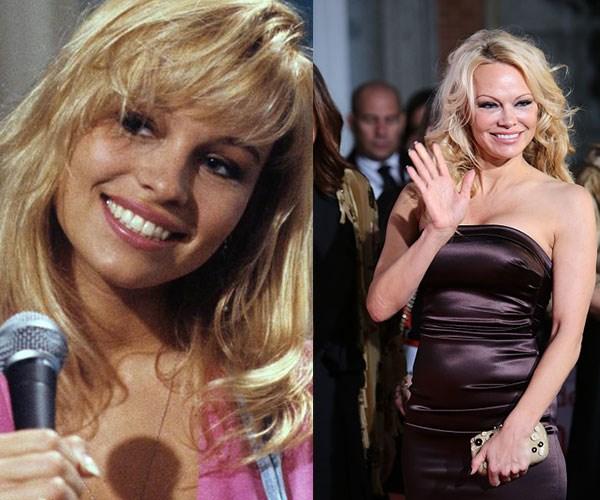 Pamela Anderson transformation