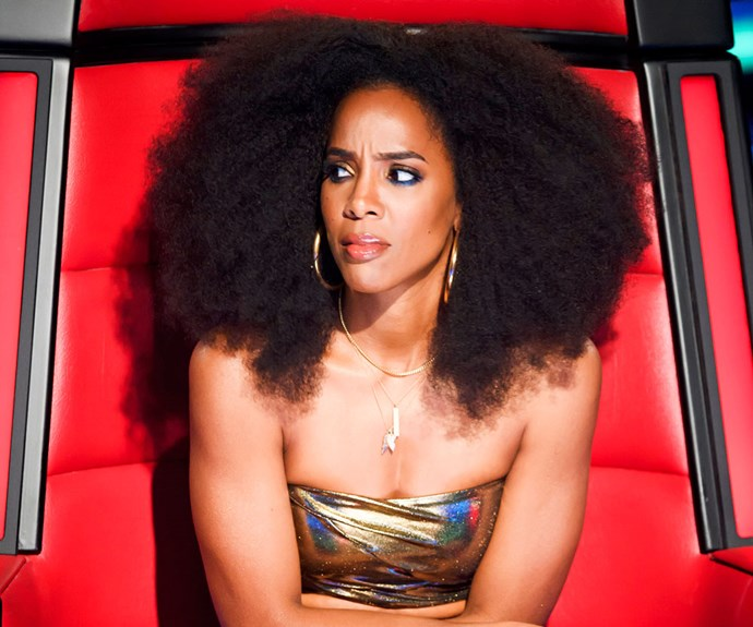The Voice Coach Kelly Rowland and artist Sam Perry hit back at Boy George: 'He's out of line'