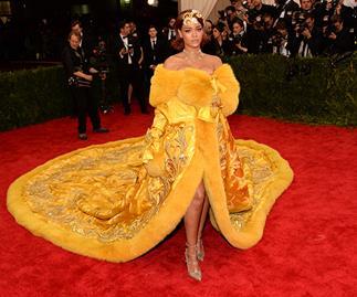 Rihanna Met Gala 2016