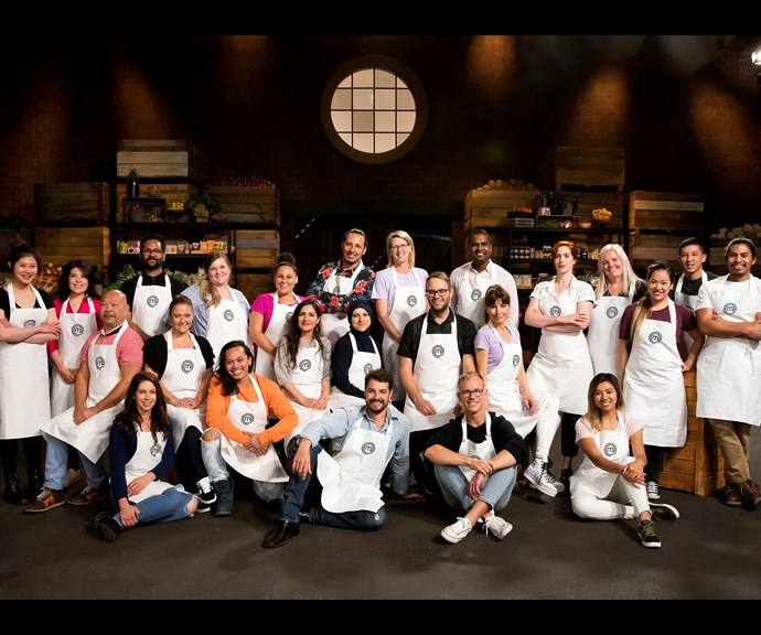 Masterchef Australia 2018 Contestants
