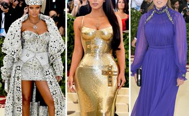 Holy frock! All the wild, stunning and shocking looks from the 2018 Met Gala red carpet