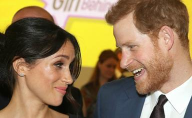 Prince Harry and Meghan Markle's unconventional song choice for their first dance as man and wife