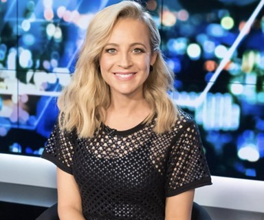 Carrie Bickmore has shared a candid shot of her untidy bedroom, and it's left fans jumping for joy