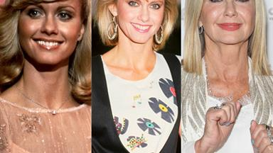 Olivia Newton-John's life story in pictures