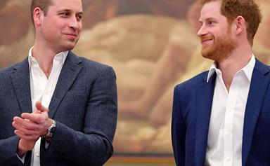 Oh, brother! Prince William and Prince Harry's best brotherly moments