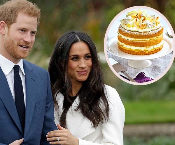 How to make Meghan and Harry's lemon and elderflower wedding cake