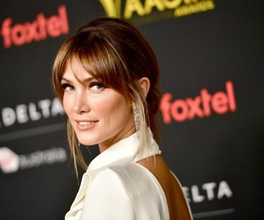 """Delta Goodrem says filming the new Olivia Newton-John biopic opened """"old wounds"""""""