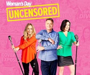 Woman's Day Uncensored! Access all areas: The Woman's Day picture meeting