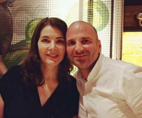 """Nigella was blushing!"": MasterChef judge George Calombaris dishes on his night with Nigella Lawson"