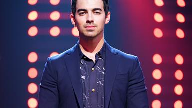 The Voice's Joe Jonas slams his fellow coaches and their tactics