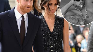 Blast from the past! Meghan Markle dated porn star Simon Rex before Prince Harry