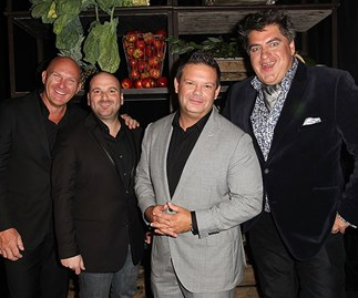Masterchef judges weight loss