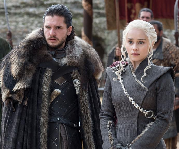 """People will scream and people will say, 'That's exactly what I wanted,' and some people will go, 'Huh?'"" Emilia Clarke said of the finale. *(Image: HBO)*"