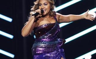 Jess Mauboy placed 20th