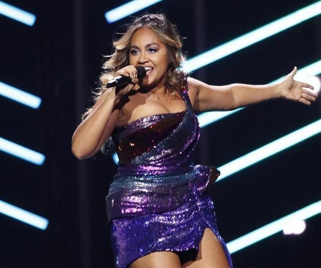 Jess Mauboy has denied she's the Bushranger!