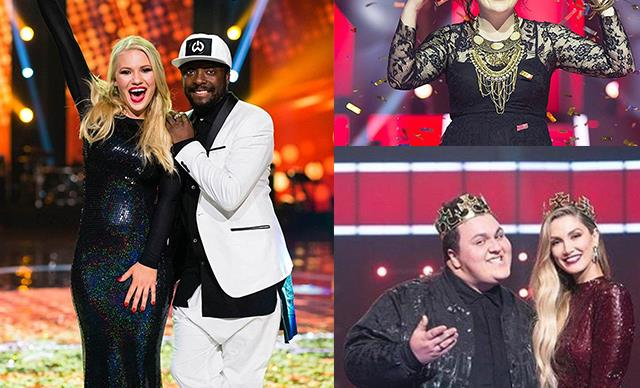 The Voice winners