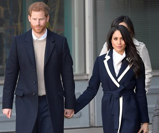 Prince Harry and Meghan Markle's SECRET gift registry