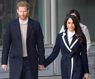 Prince Harry and Meghan Markle's SECRET gift registry