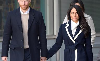 Inside Prince Harry and Meghan Markle's SECRET wedding gift registry