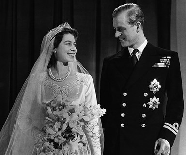 The secret life of royal wedding dresses
