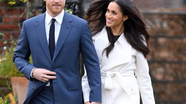 Where Meghan Markle and Prince Harry will spend their last night before their royal wedding